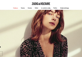 Zadig&Voltaire at the Forefront of the New Generation of Retail